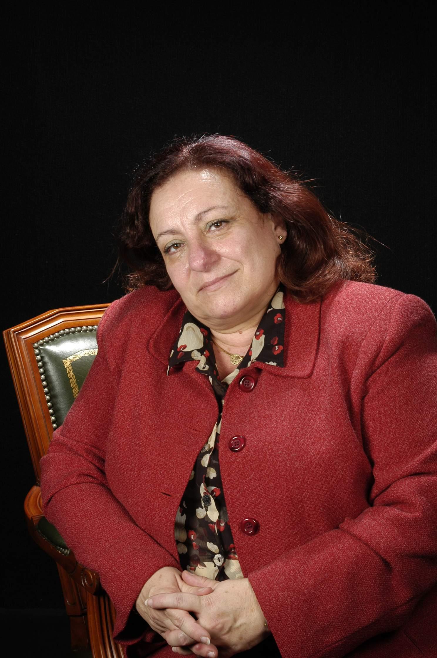 Dra. M. Teresa González Álvarez