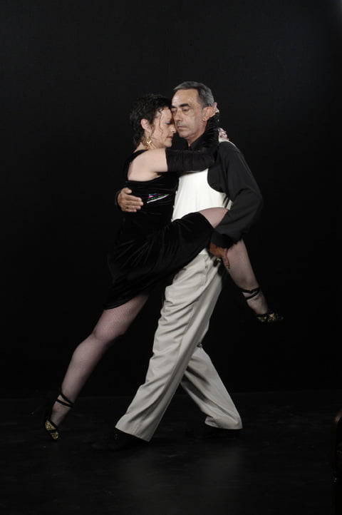 Sra. Margarida Solà Montoya i Sr. Àngel González Carazo