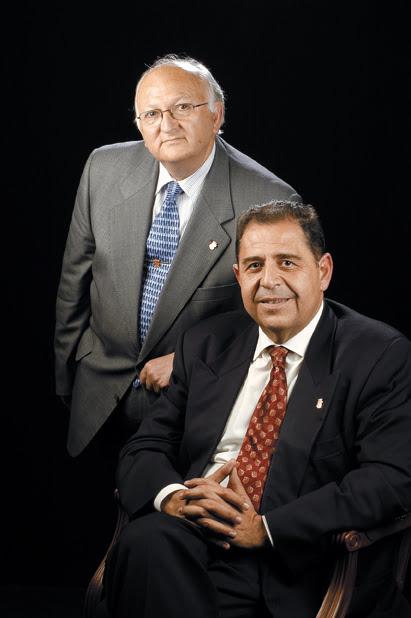 Sr. Juan José Guisado Caballero i Sr. Rafael Lombardo Rus