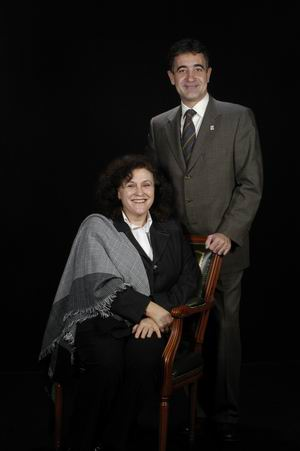 Sr. Josep Anton Grau i Dra. Josefina Puig