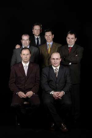 DR. ANTONI ARCAS, DR. XAVIER GONZÁL, DR. JOAN ANTONI HUETO, DR. DANIEL MALET, DR. EDUARD SERRANO, DR. MANEL TORRADES
