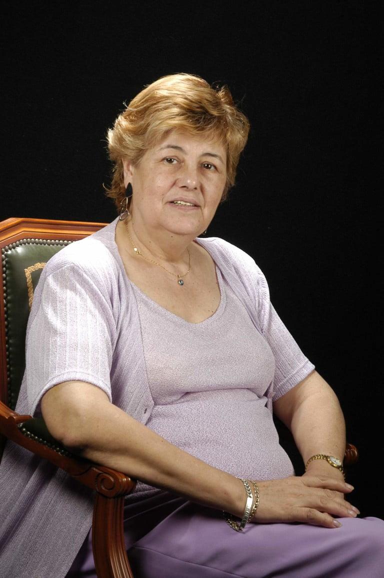 Sra. Ana Mª Parejo Cuesta