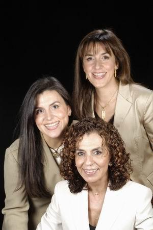 Dres. Conchita Ramos, Fàtima i Elena Prieto Ramos