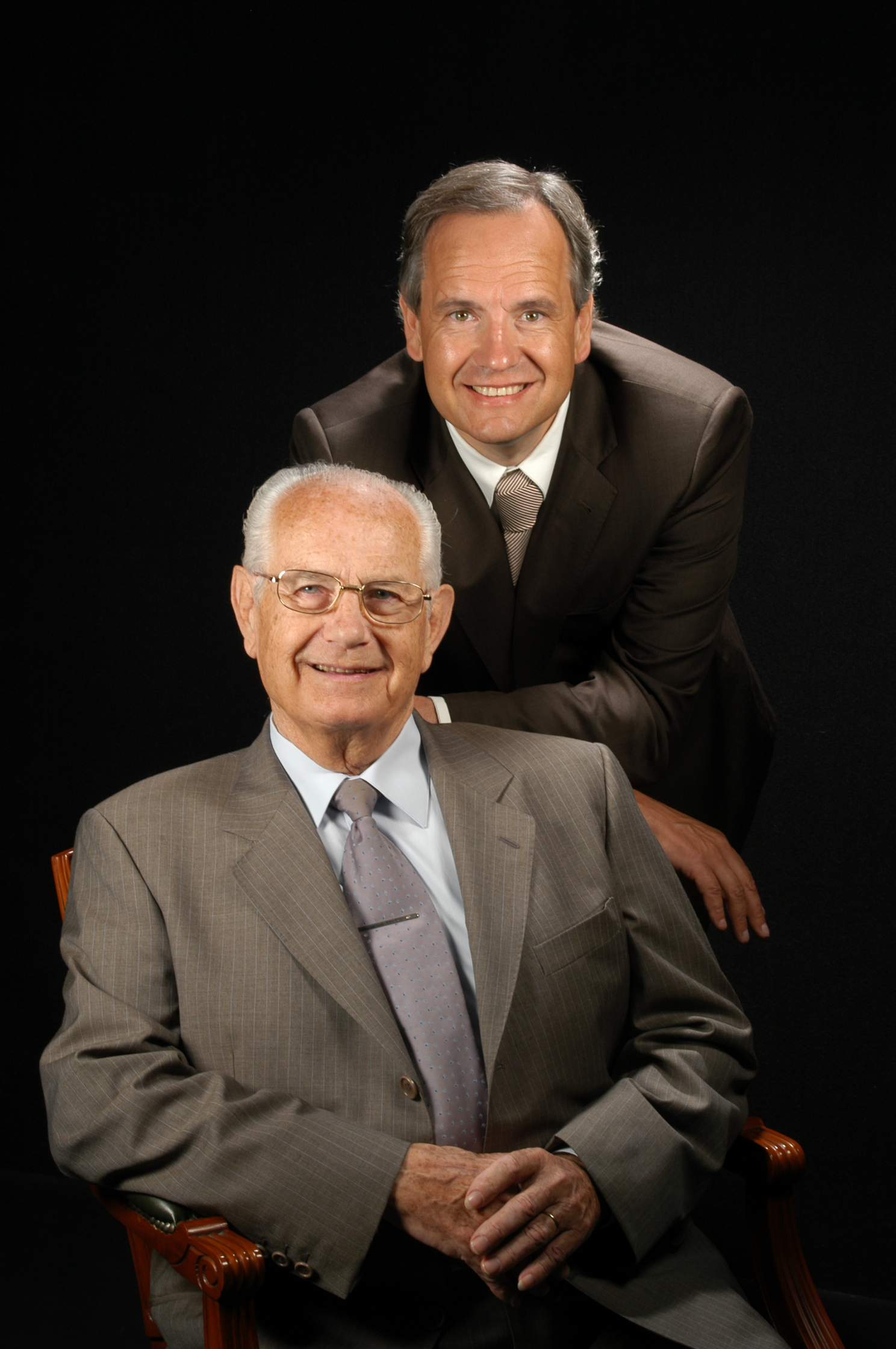 Srs. Gaspar Puig Fàbrega i Gaspar Puig Garcia