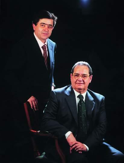 Dr. Ricardo Ruiz López i Dr. Carlos de Barutell Farinós