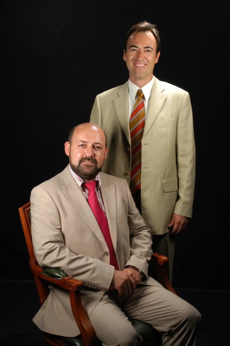 Srs. Josep Rull Cardó i Josep Maria Moix Fabregat
