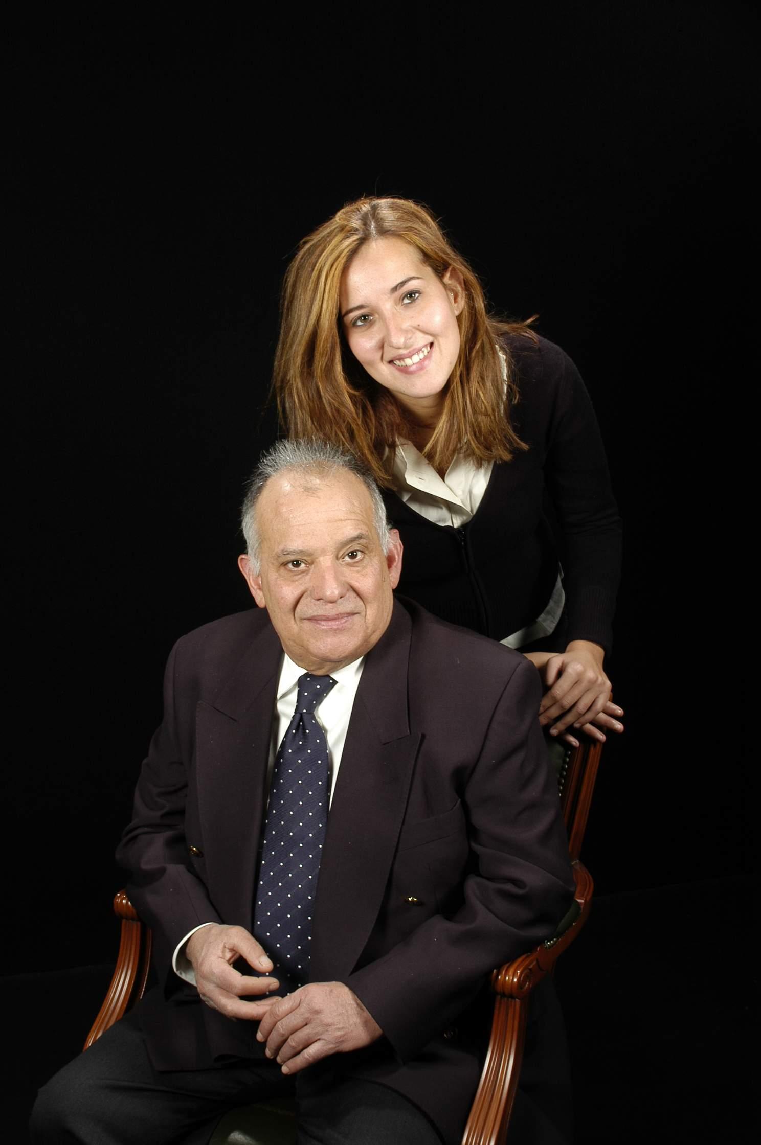 Dr. Francesc Xavier Serrat Artajona i Diana Serrat Sanz