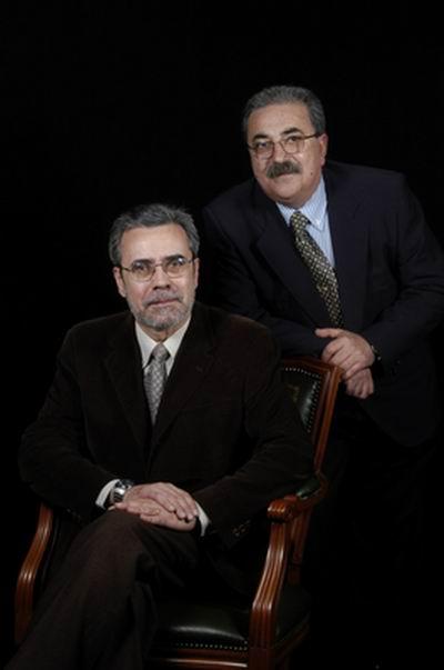 Dr. Alfonso Martínez, Dr. Josep Sales