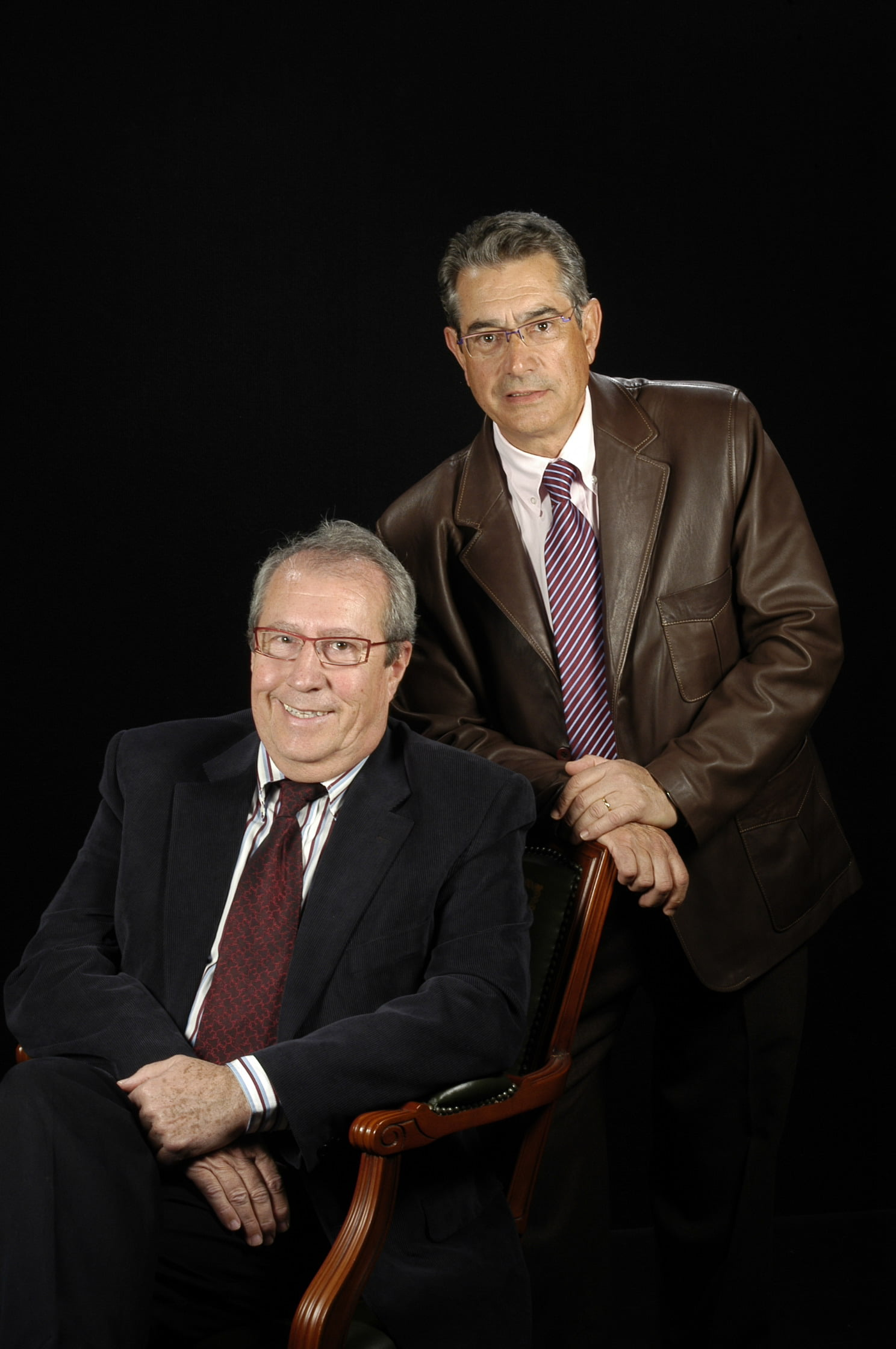 Srs. Ricardo Sancho Gil, Jerónimo Godoy Navarro