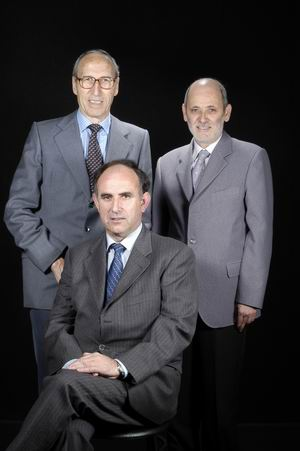 SR. CARLES P. RECIO CASANOVAS, SR. DANIEL SEUBAS TRULLÀS, SR. FAUSTO MORÓN RODRÍGUEZ