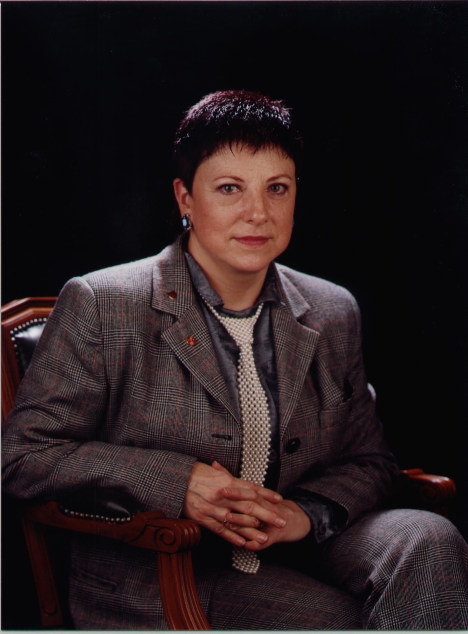 Sra. Carme Bufí
