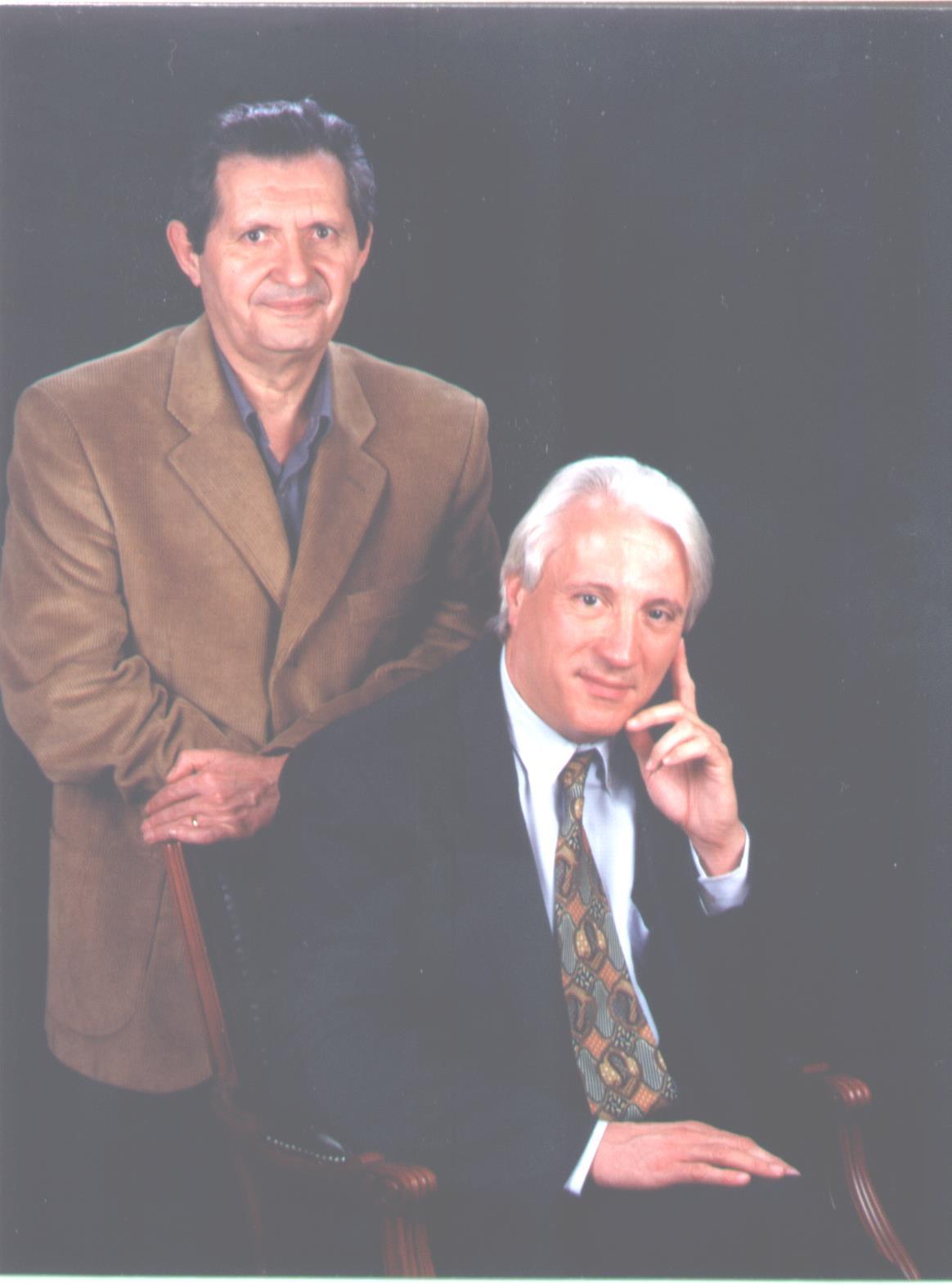 Srs. Joan Sala Pedrós i Agustí Sàenz Bernat