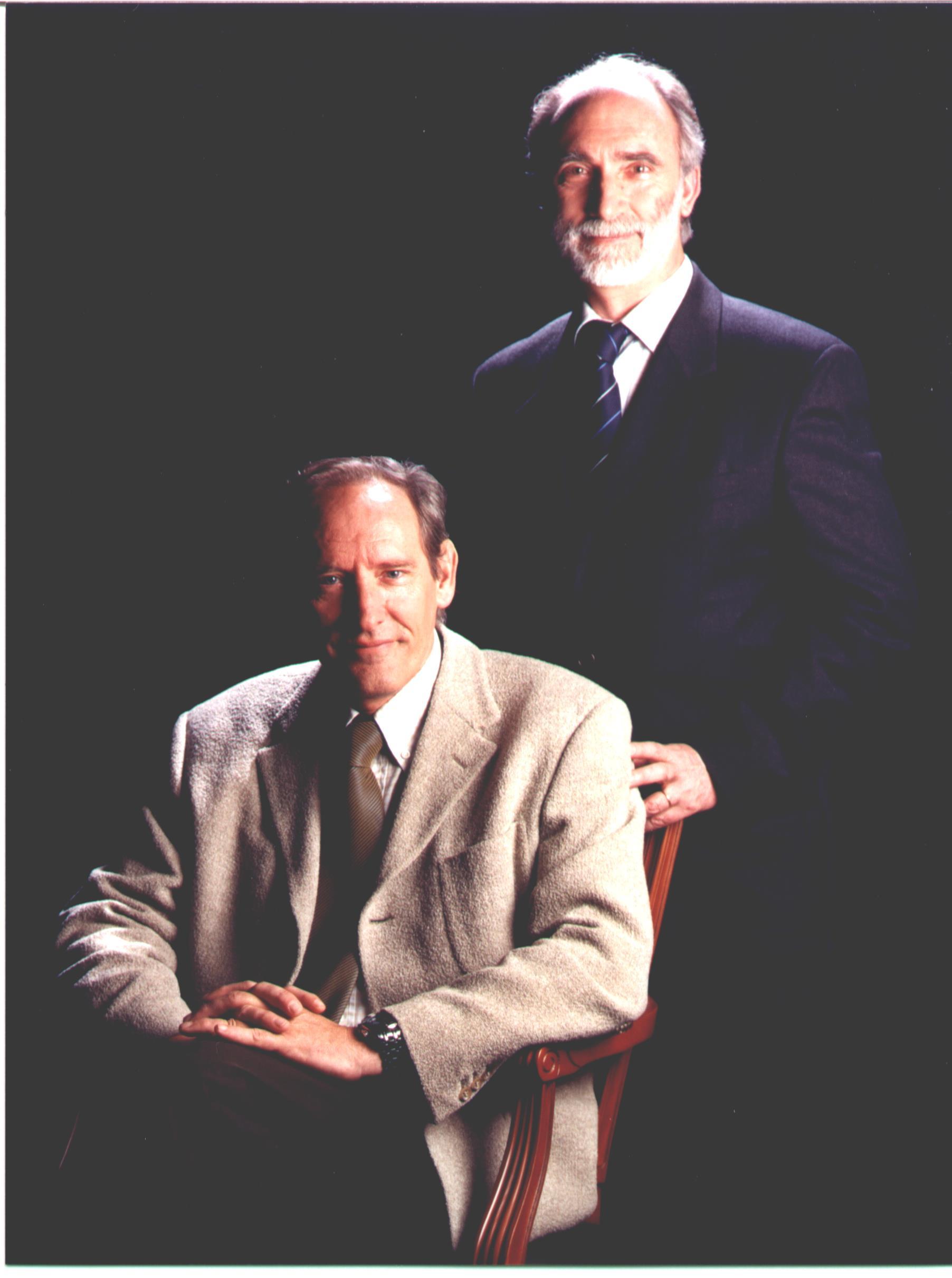 Dr. Josep Miquel Sunyer Martín i Dr. José Mª Ayerra