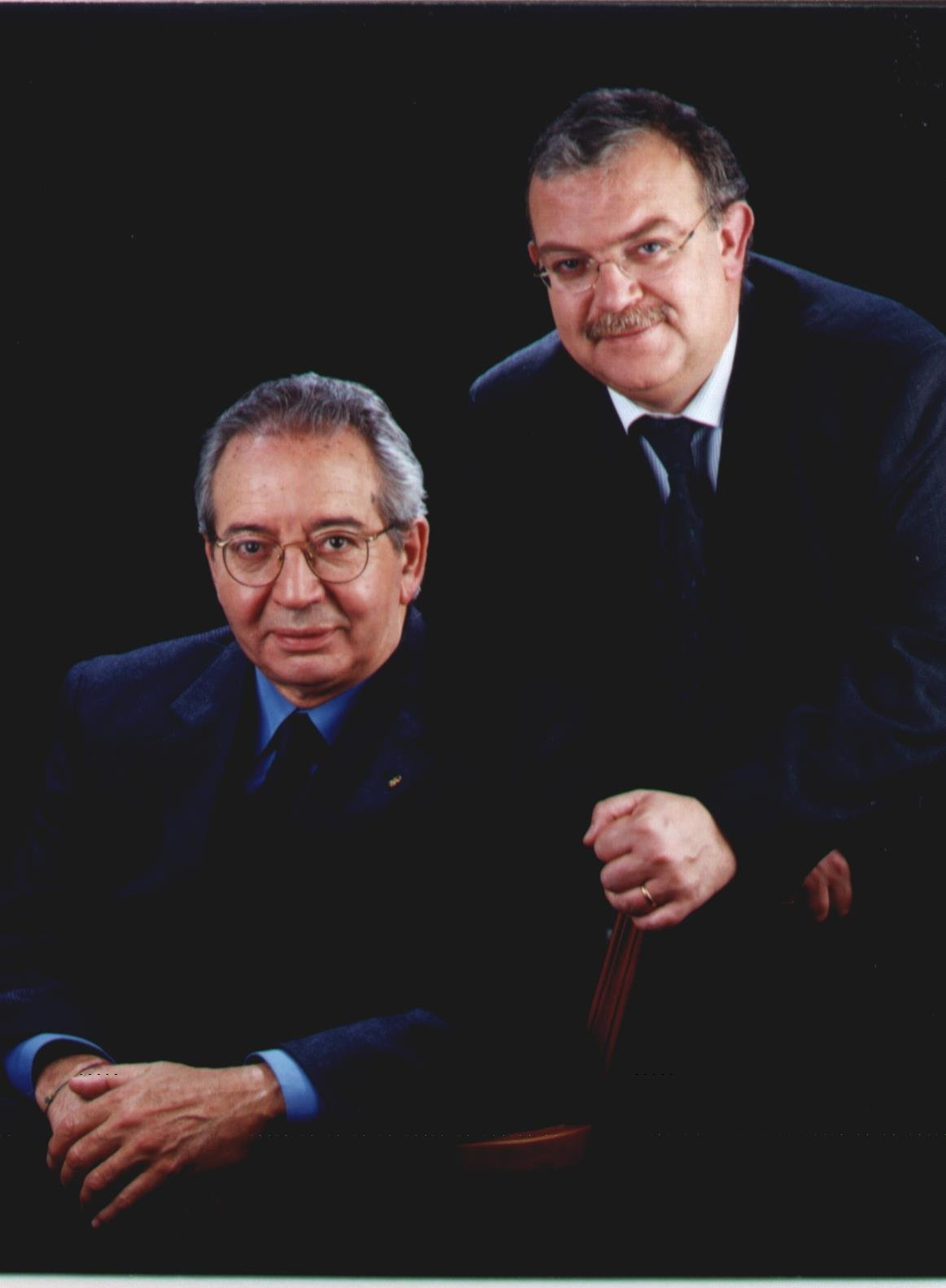 Srs. Pasqual Balanya Crespo i Josep Tresserras Basela