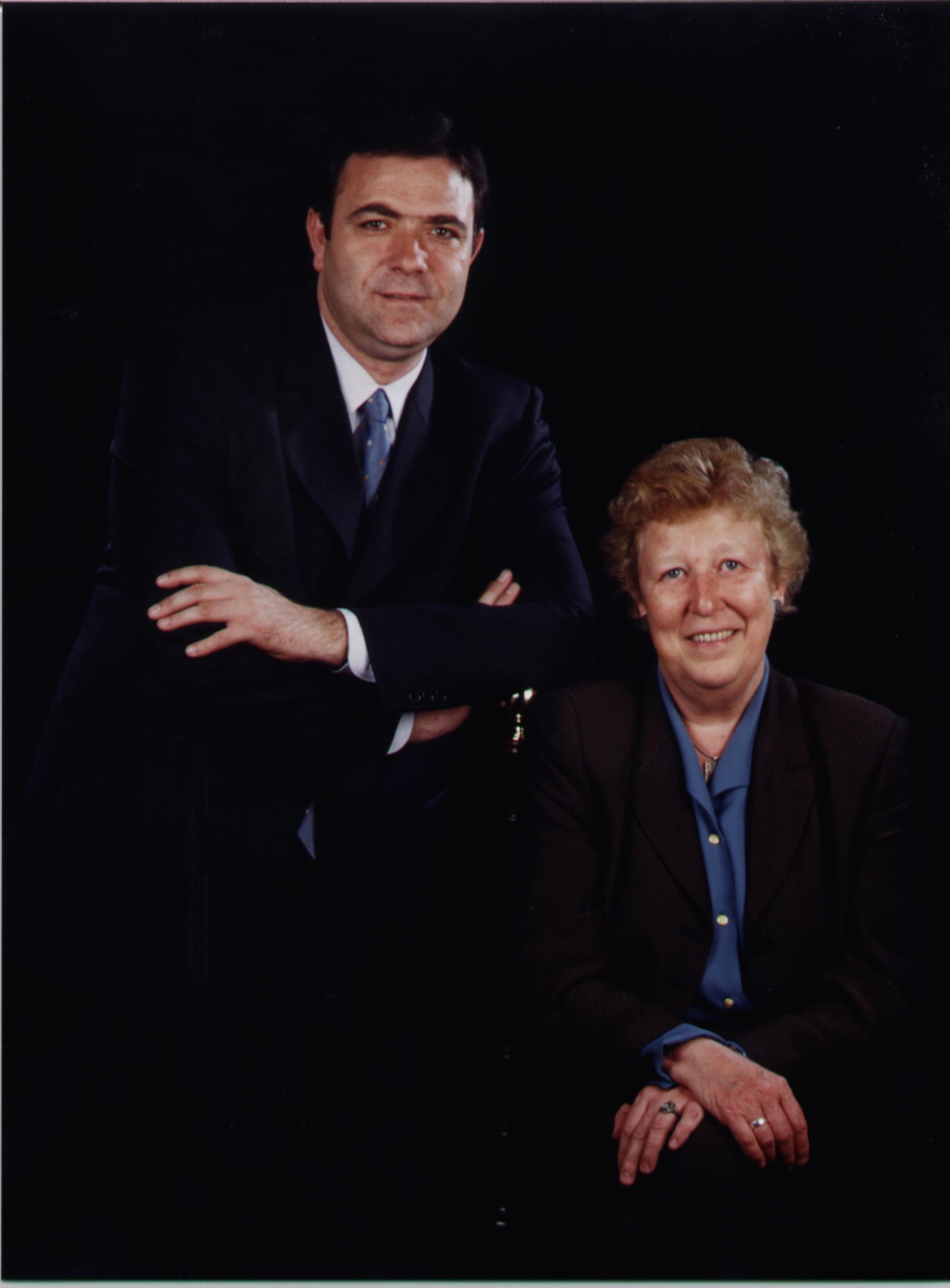 Sr. Miquel Espinosa Sáenz i Sra. Mercè Sala
