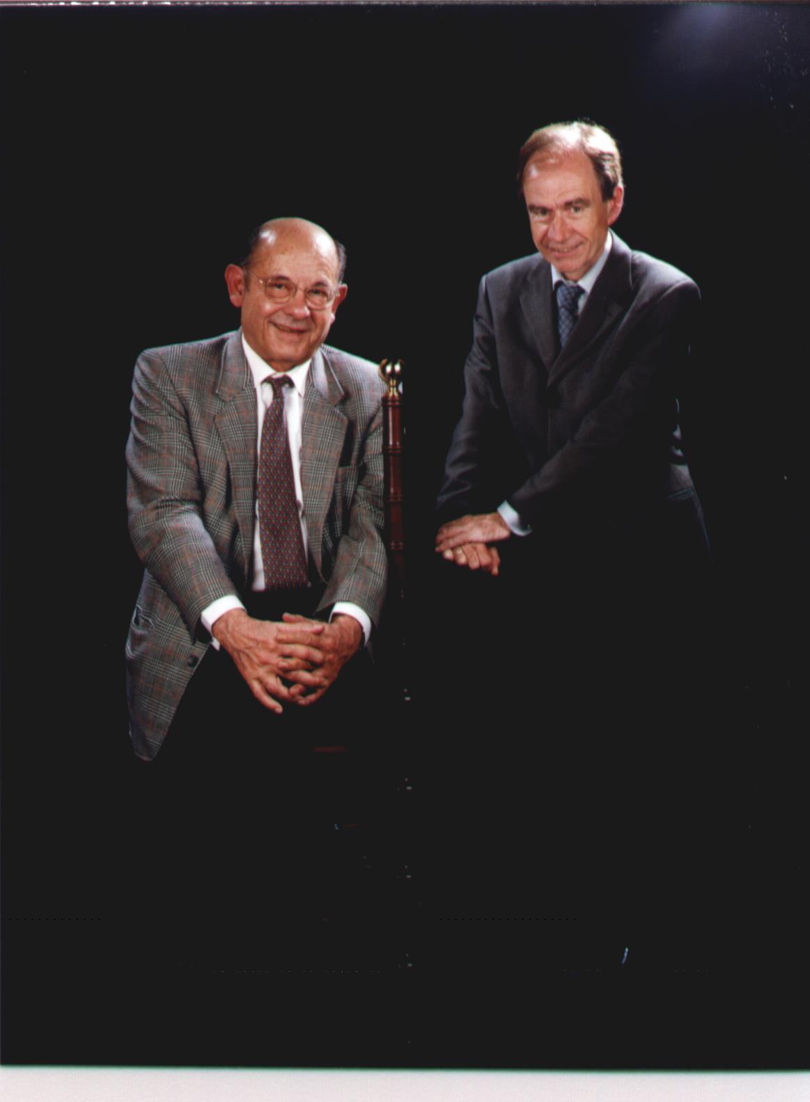 Srs. Joan Lacueva i Fèlix Millet