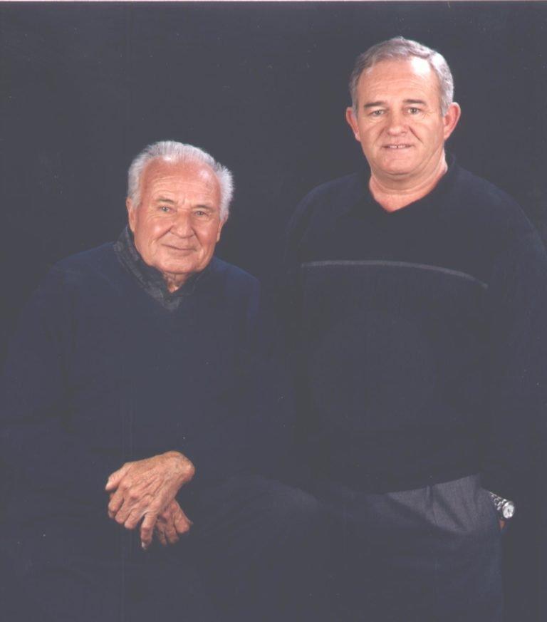 Srs. Pere Boldú i Josep Casals