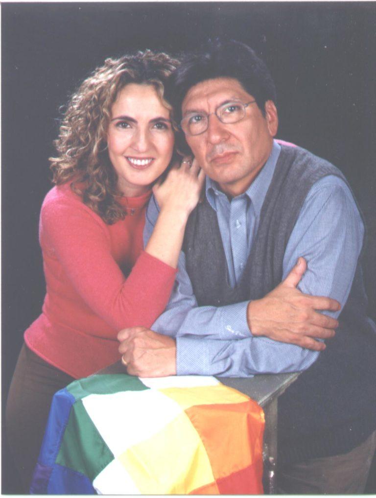 Sr. Jaime Loayza Porcel i Sra. Neus Conesa Gómez