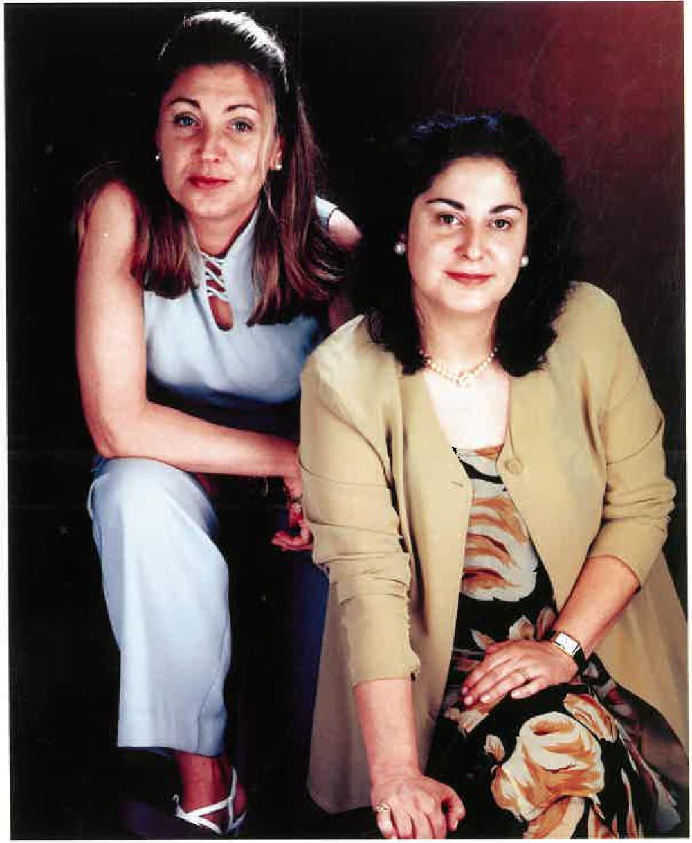 Berta i Blanca Sancho