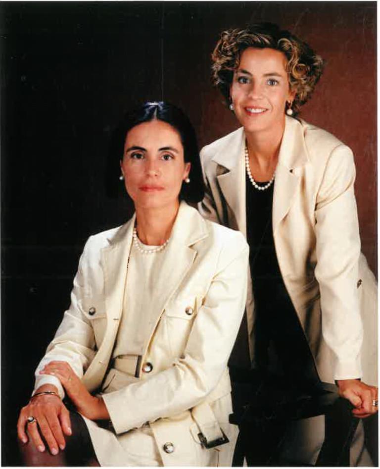 Montse i Anna Maria Busquet