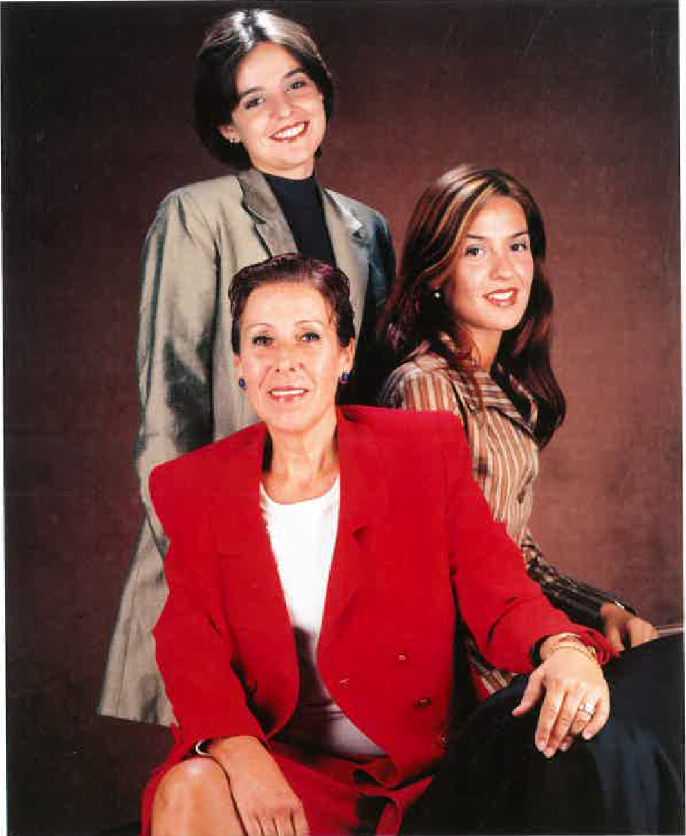 Neus Ros, Mª Neus Feliu i Janin Ros