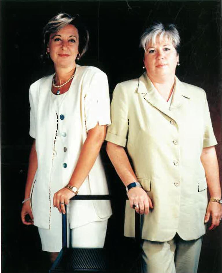 Consuelo Castilla i Elvira Massó