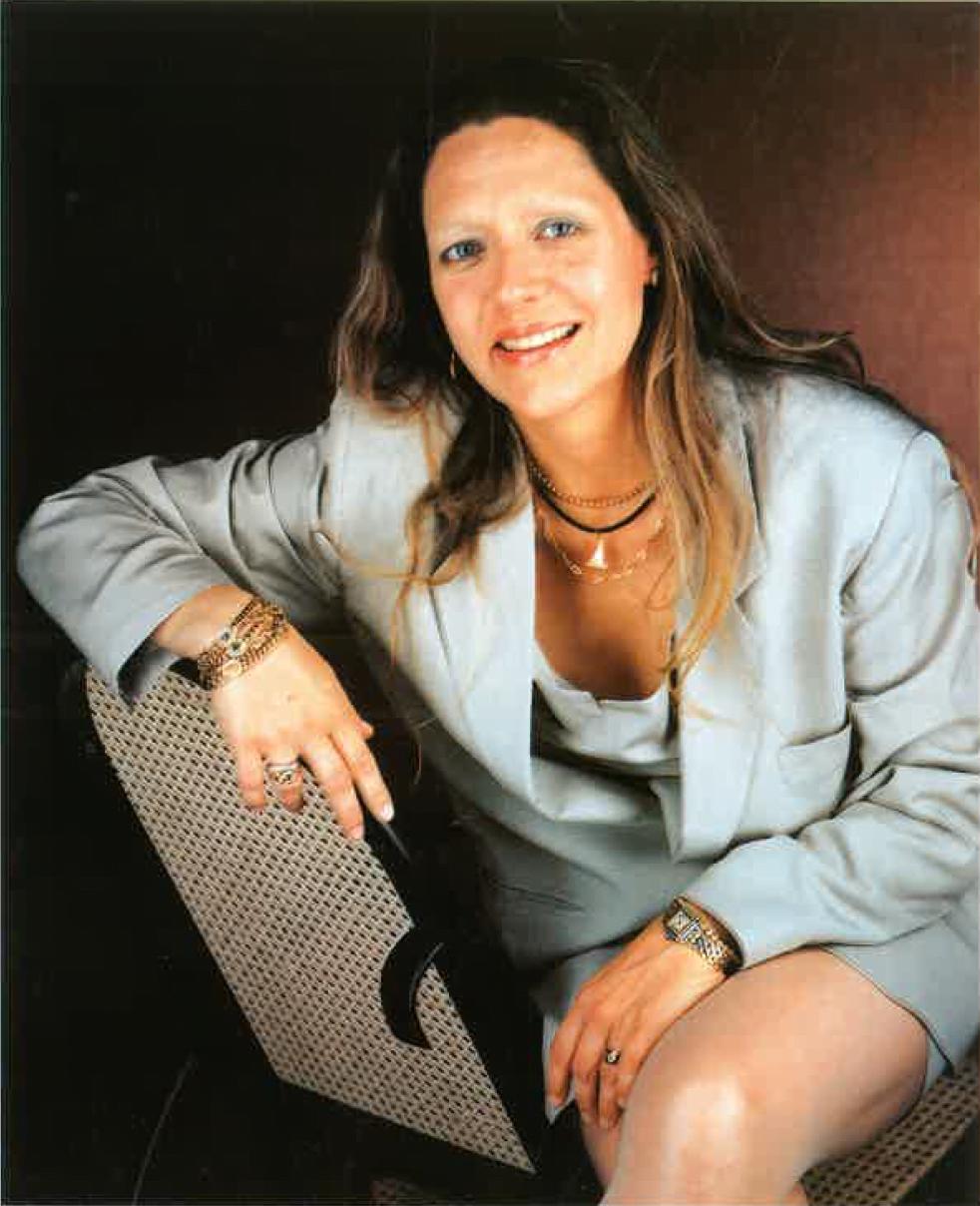 Elizabeth Trallero