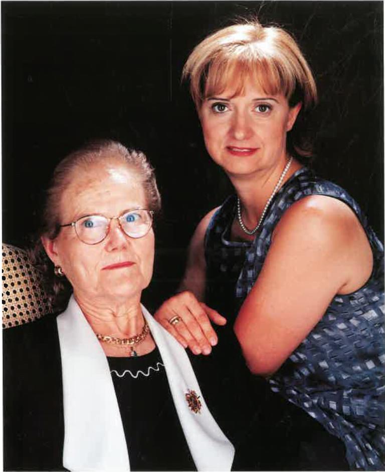 Maria Cortina i Enrica Masachs