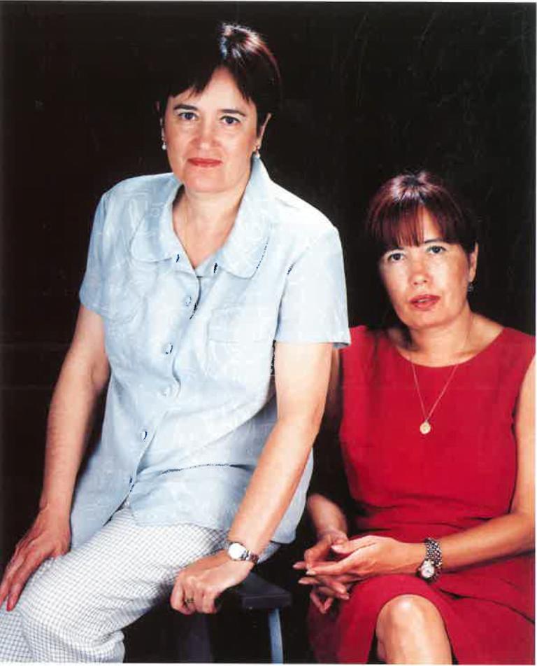 Lucrecia i Inmaculada Rodríguez