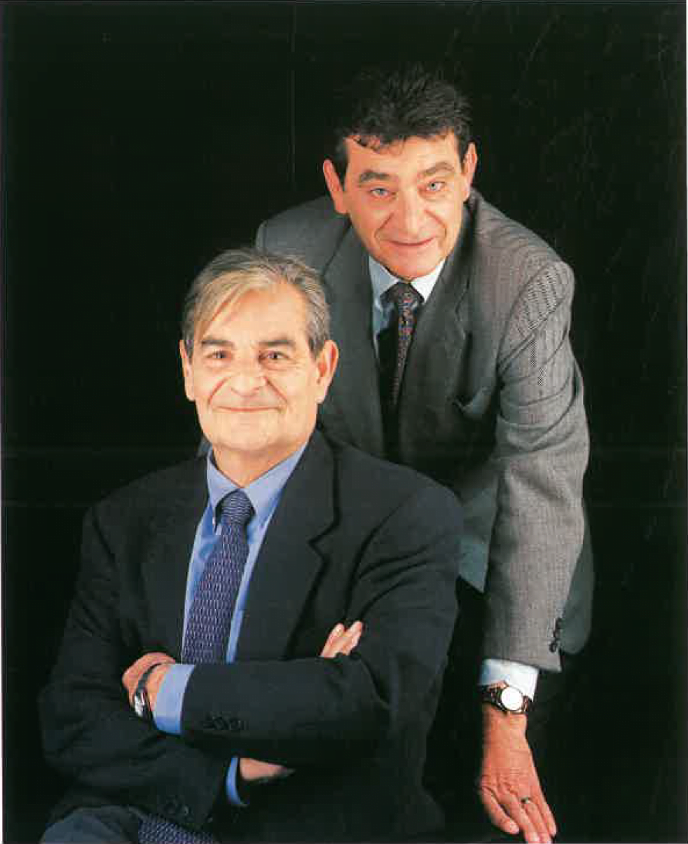 Josep Maria i Joan Sacristán