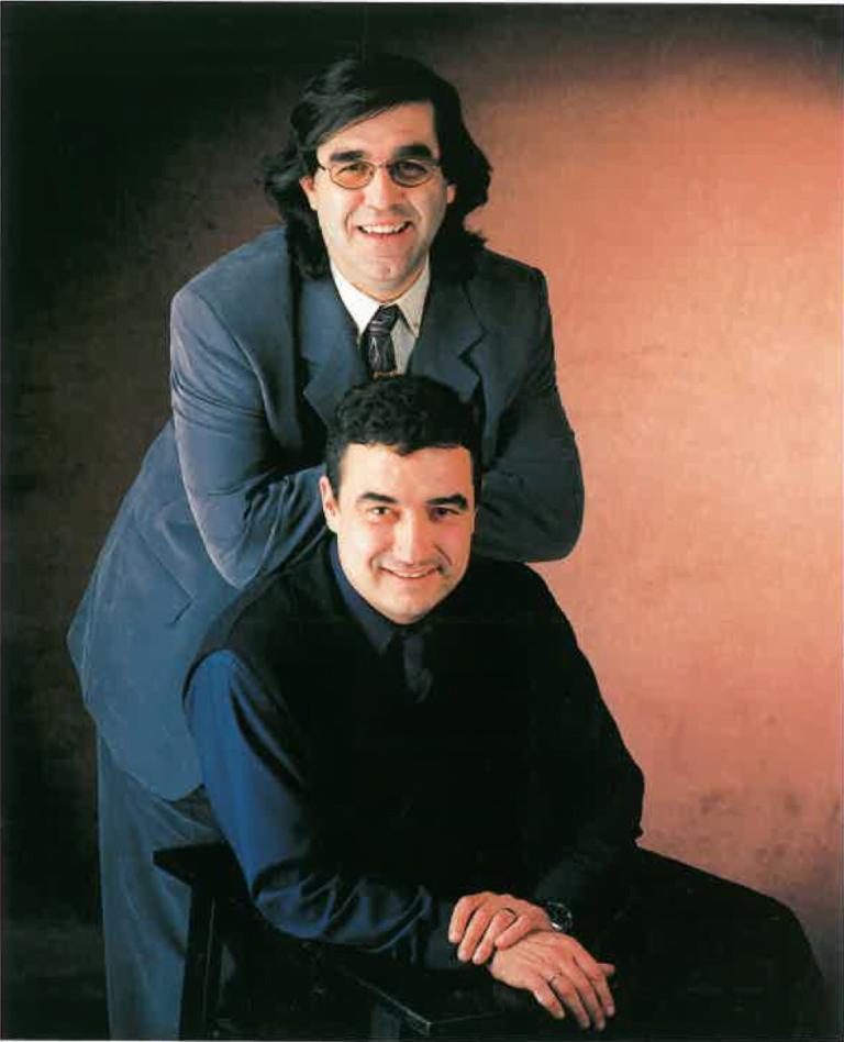 Jaume Vinyals i David Plana