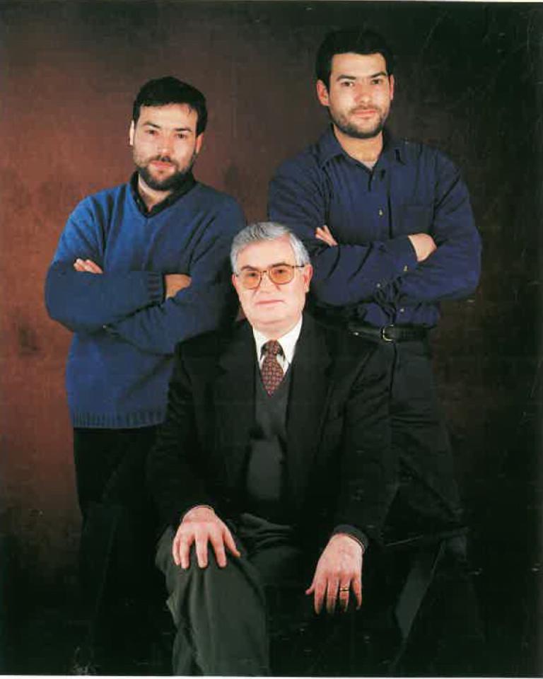 Joaquim, Gaspar i Ricard Palomar