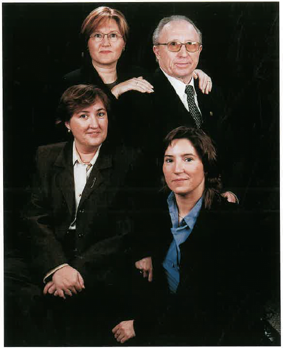 Pere Coll Tapias, Roser, M. Rosa i Montserrat Coll Arenas
