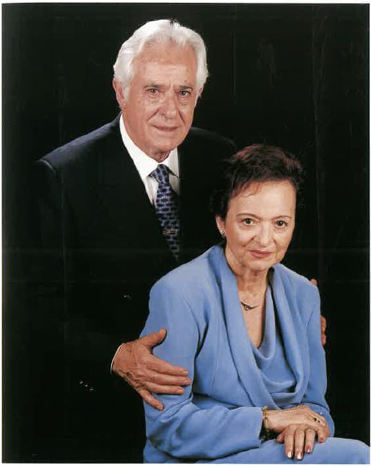 Fèlix Company i Maria del Carme Clols