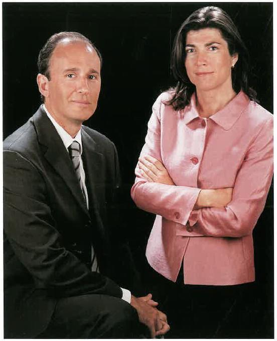 María Delgado i Carlos Domínguez