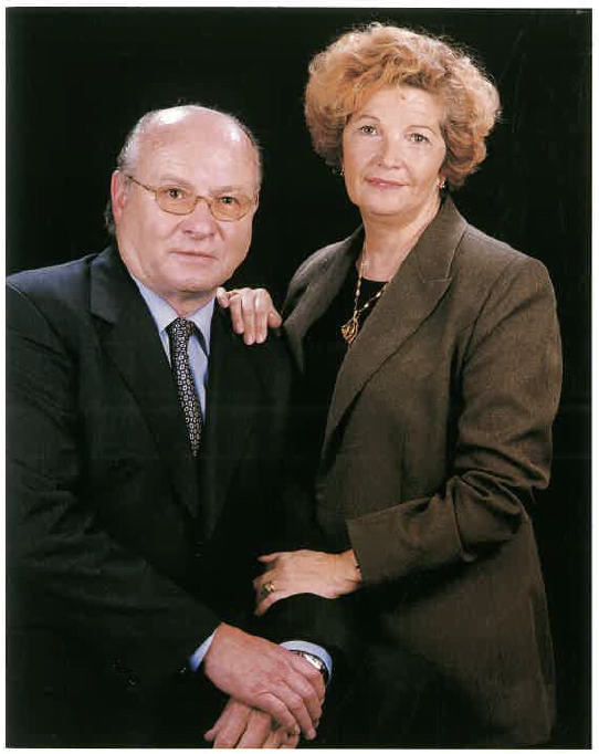 Josep G. de Pando i Lluïsa Hernández