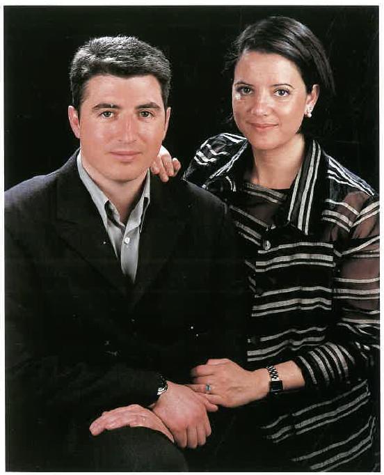 Jesús Hernández i Marta Aromí
