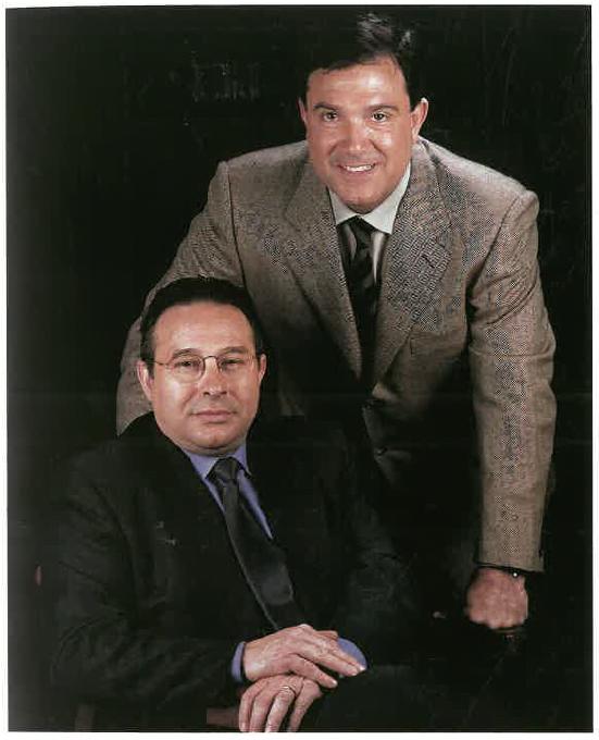 Joan Conrad Abenoza i Joan Maria Garriga