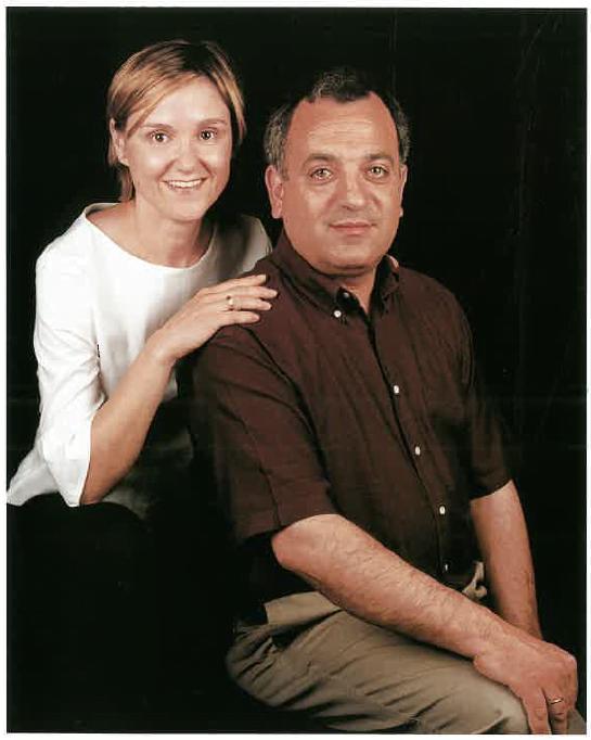 Anna Maria Baella i Josep Calvet