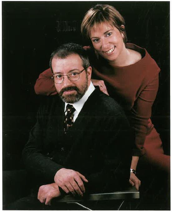 María Belén i Carlos León