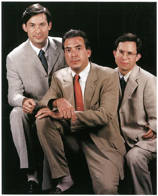 Joaquim, Miquel i Carles Aliu