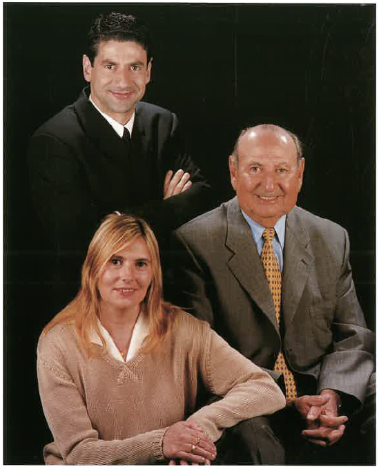 Josep i Mercè Sala Albalate i Josep Maria Sala Buxeda