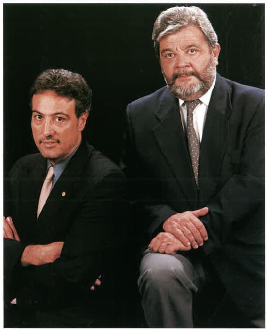 Jesús Bonán i Josep Anton Massana