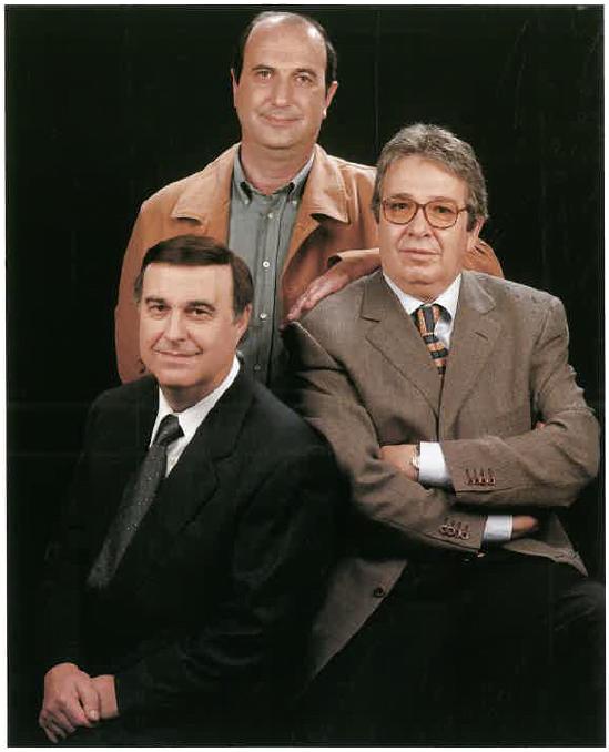 Jaume i Jordi Passarell i Josep Closa