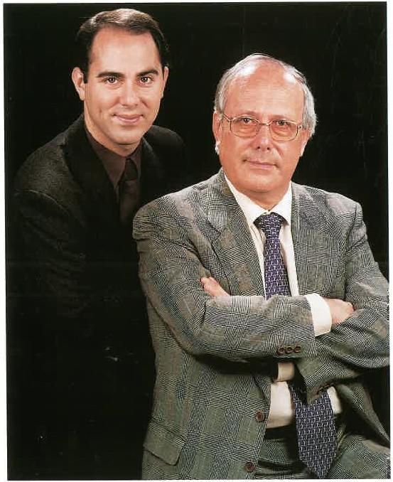 Antoni Fàbrega Álvarez i Jordi Fàbrega Passada