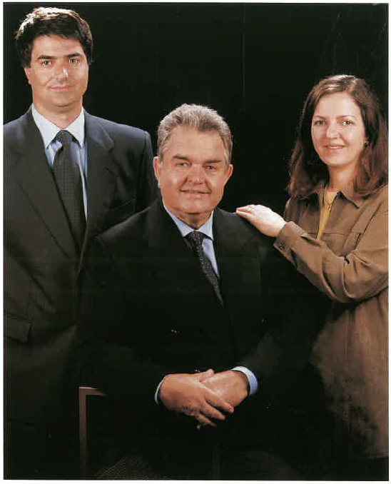 Oleguer Burés Pastor, Oleguer Burés Fàbregas i Sílvia Burés Pastor