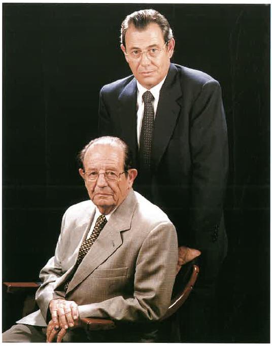 Víctor Grífols Lucas i Víctor Grífols Roura
