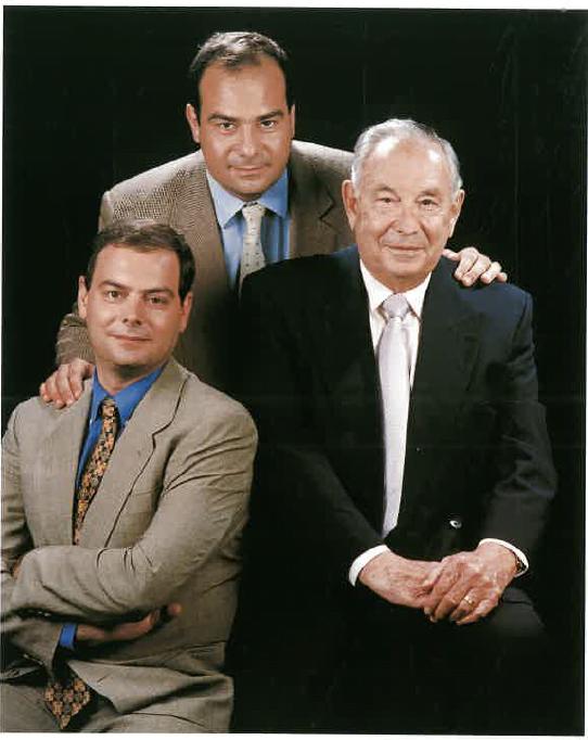 Josep i Xavier Clos Vila i Josep Clos Subarroca