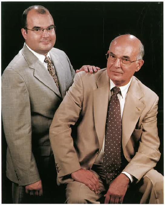 Daniel Casadesús Masanell i Ramon Casadesús Ros