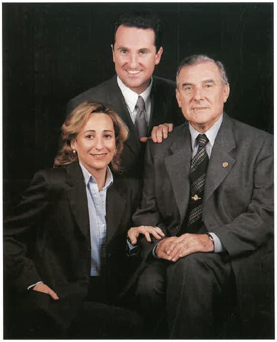 Josep Ricard Rovira Esteban i Mònica i Ricard Rovira Sabater